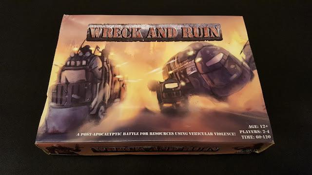 Wreck and Ruin Kickstarter Preview