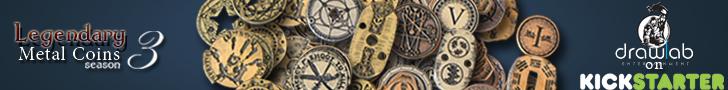 Legendary Metal Coins 3