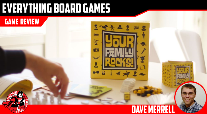 Your Family Rocks Kickstarter Preview