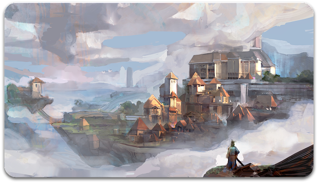 Volfyirion Dragon City Board Game
