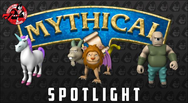 Mythical Spotlight