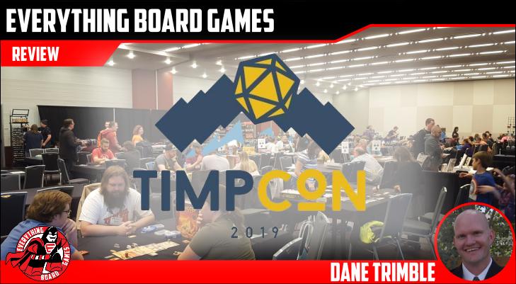Timpanogos Game Convention 2019 Recap