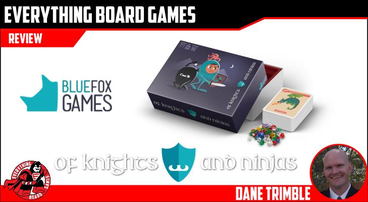 Of Knights and Ninjas Kickstarter Preview