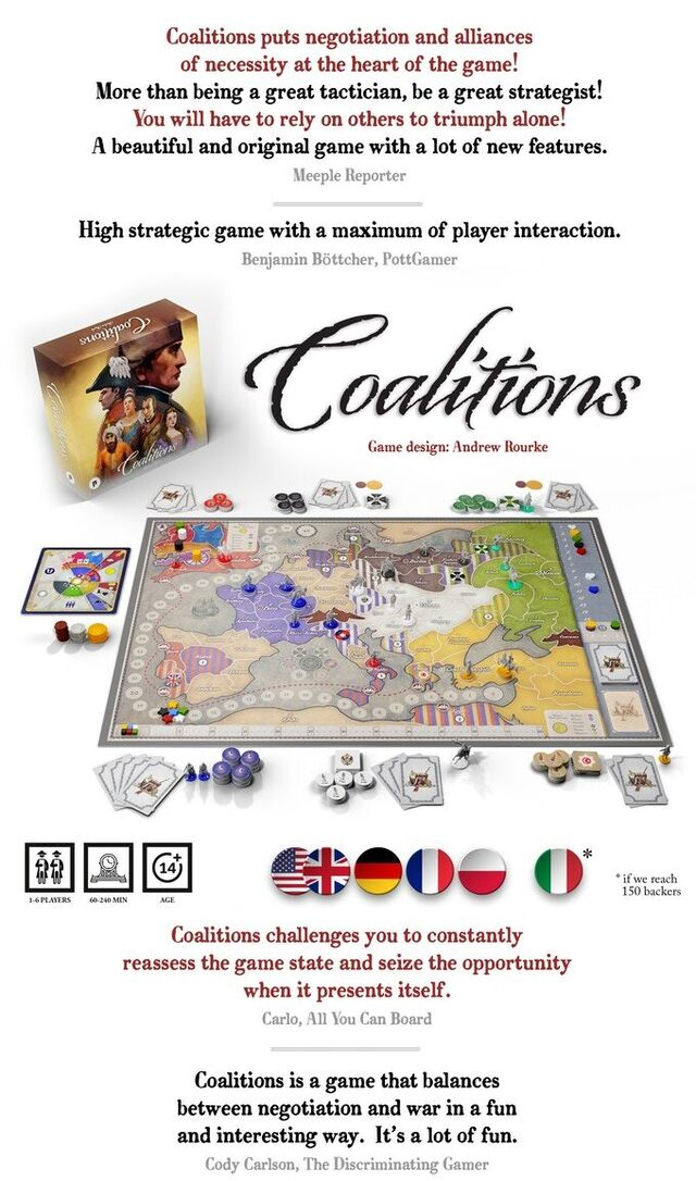 Coalitions podcast interview