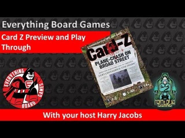 Card-Z Kickstarter Preview