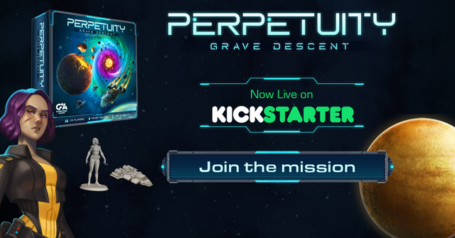 Perpetuity: Grave Descent Kickstarter Spotlight